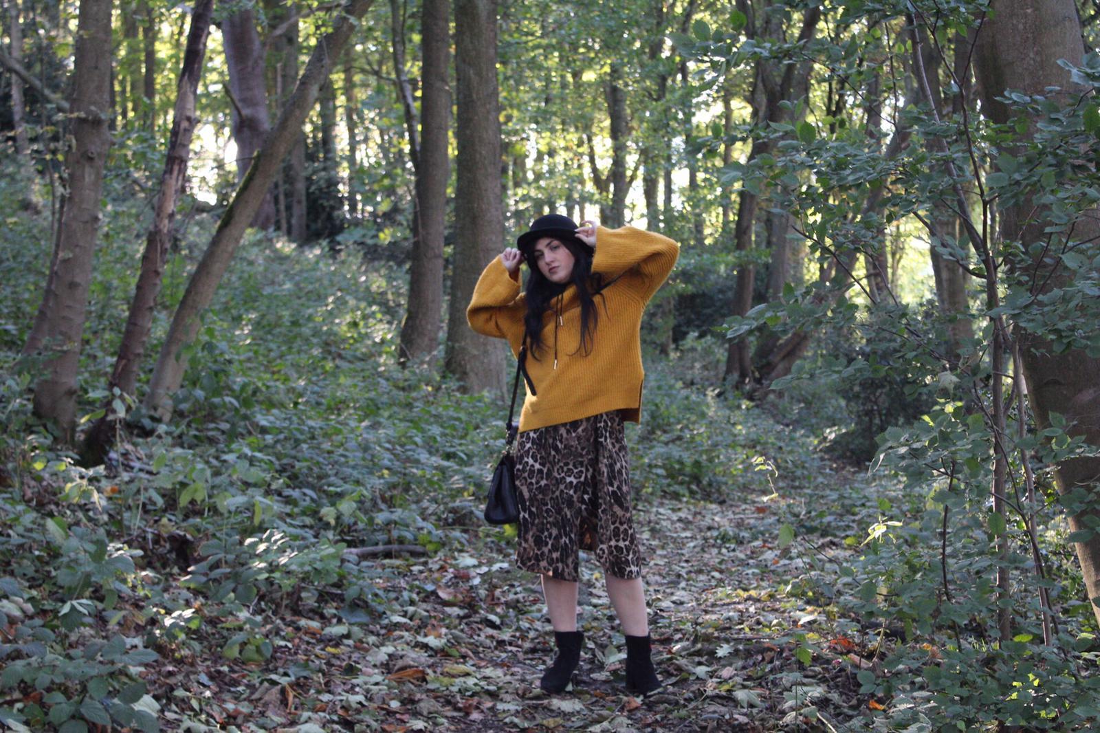 Leopard Print Dress 5