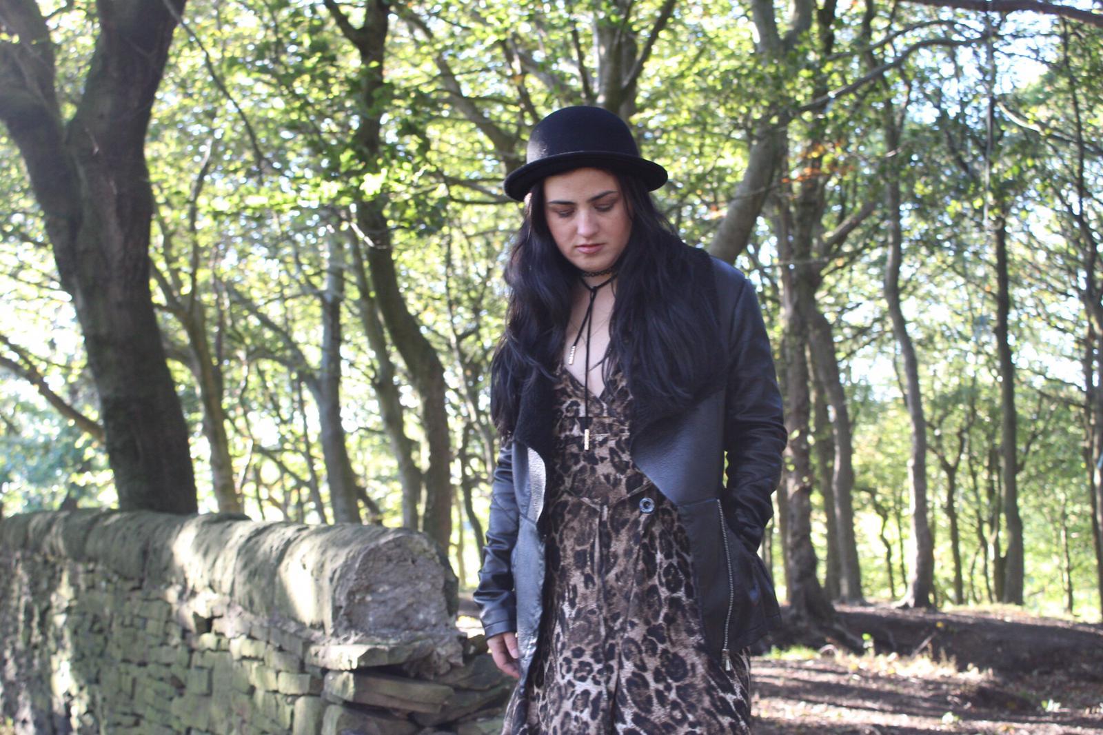 OOTD – Leopard Print Dress 3