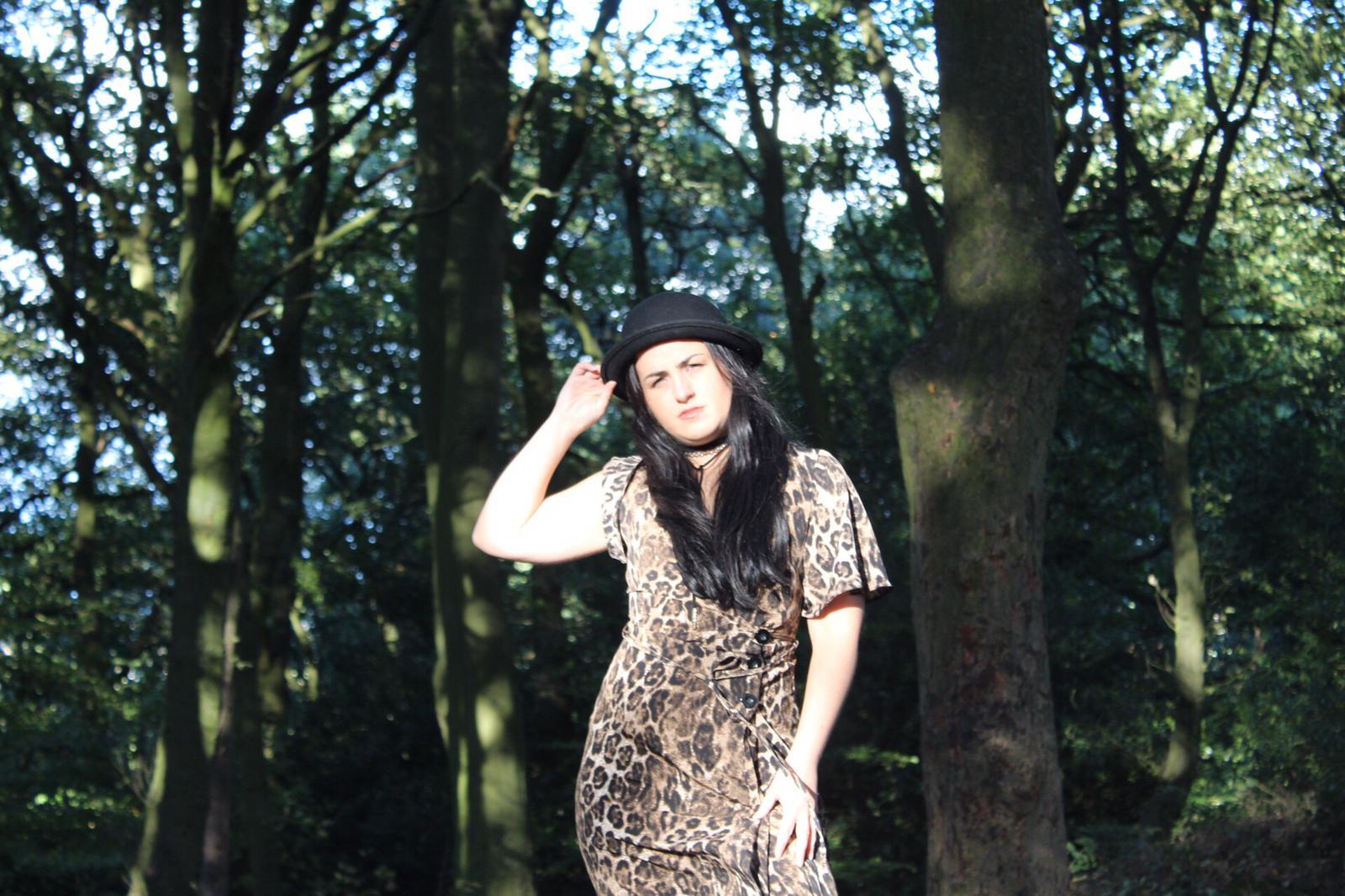 OOTD – Leopard Print Dress