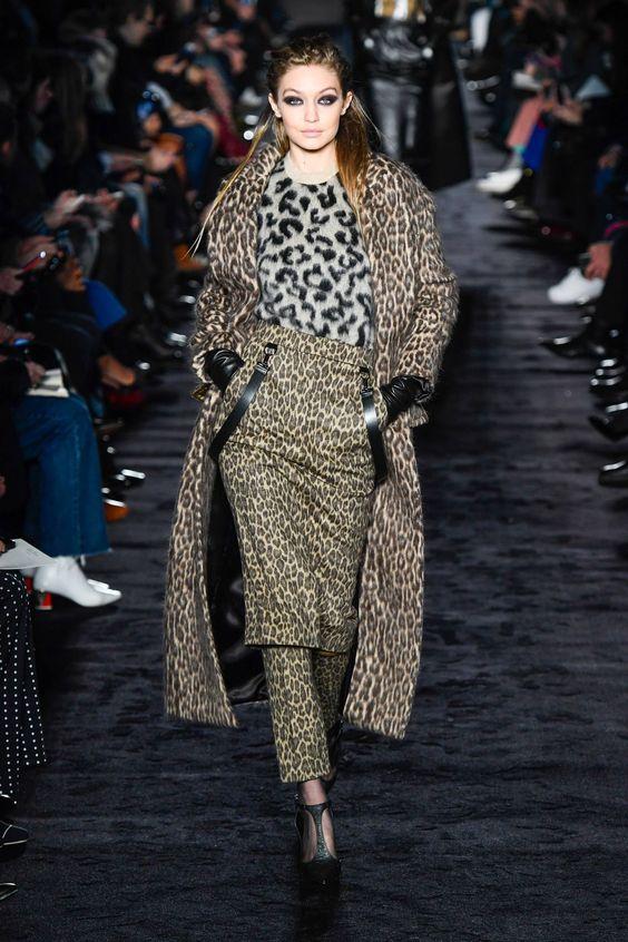 Leopard Print Head To Toe – Max Mara