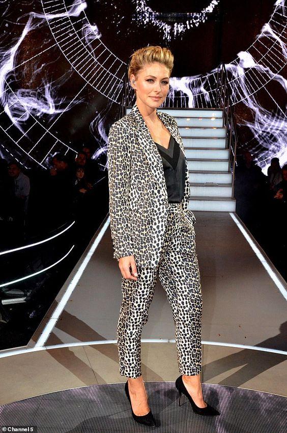Leopard print Suit – Celeb